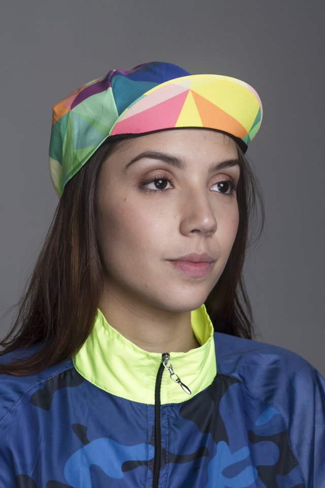 Gorra Ciclismo Triangle Colors - buy online