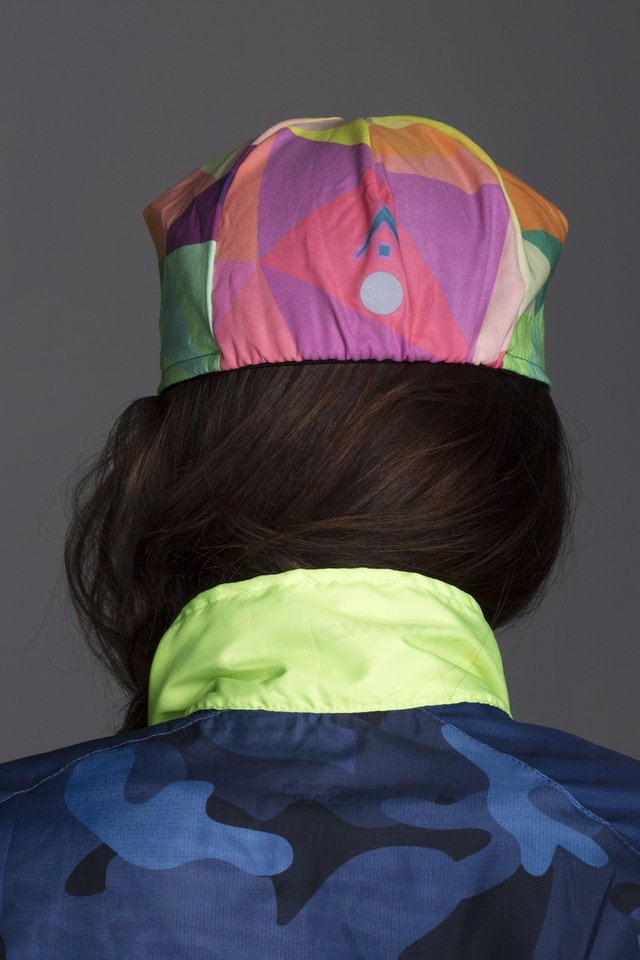 Gorra Ciclismo Triangle Colors on internet