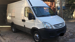 Iveco Daily Furgon Largo 2015
