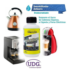 Descalcificador Antisarro Cafeteras Y Pavas En General 250ml en internet