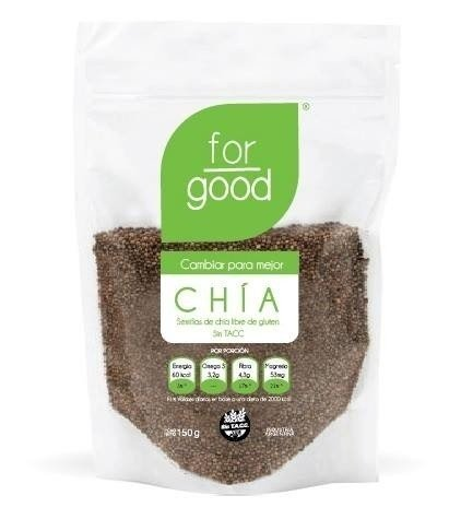 Semillas de Chia - Fod Good