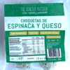 Croquetas de espinaca y queso - The Healthy Kitchen