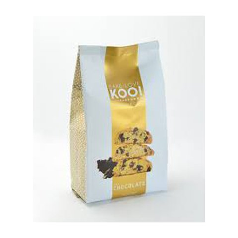 Cantuccini con chips de chocolate x 180 grs | Bake Love Koo!