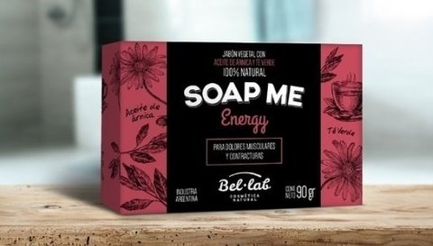 Jabon Energy - Soap Me