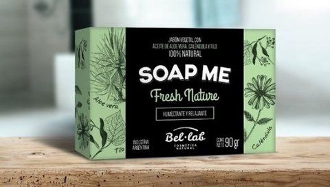 Jabon Fresh Nature - Soap Me