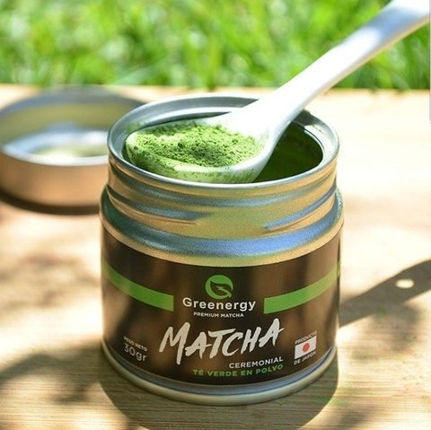 Te verde Matcha - Greenergy