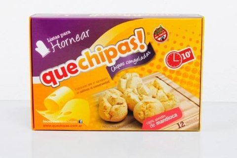 Chipa sin tacc- Que Chipas