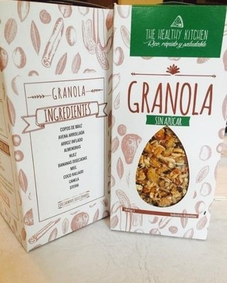 Granola sin Azucar - The Healthy Kitchen
