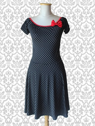Vestido Molly FNLB - Pin Up Argentina - Le Chat Noir