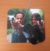 Mousepad/individual The walking dead