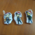 Adornitos de navidad - pack x 3 - Supernatural (Sam - Dean - Castiel)