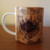 Taza Harry Potter - Mapa merodeador