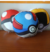 Combo almohadones con forma  Pokeball, Superball, Ultraball en internet