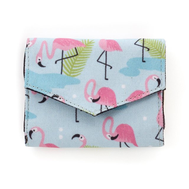 MINIBILLETERA FLAMINGOS