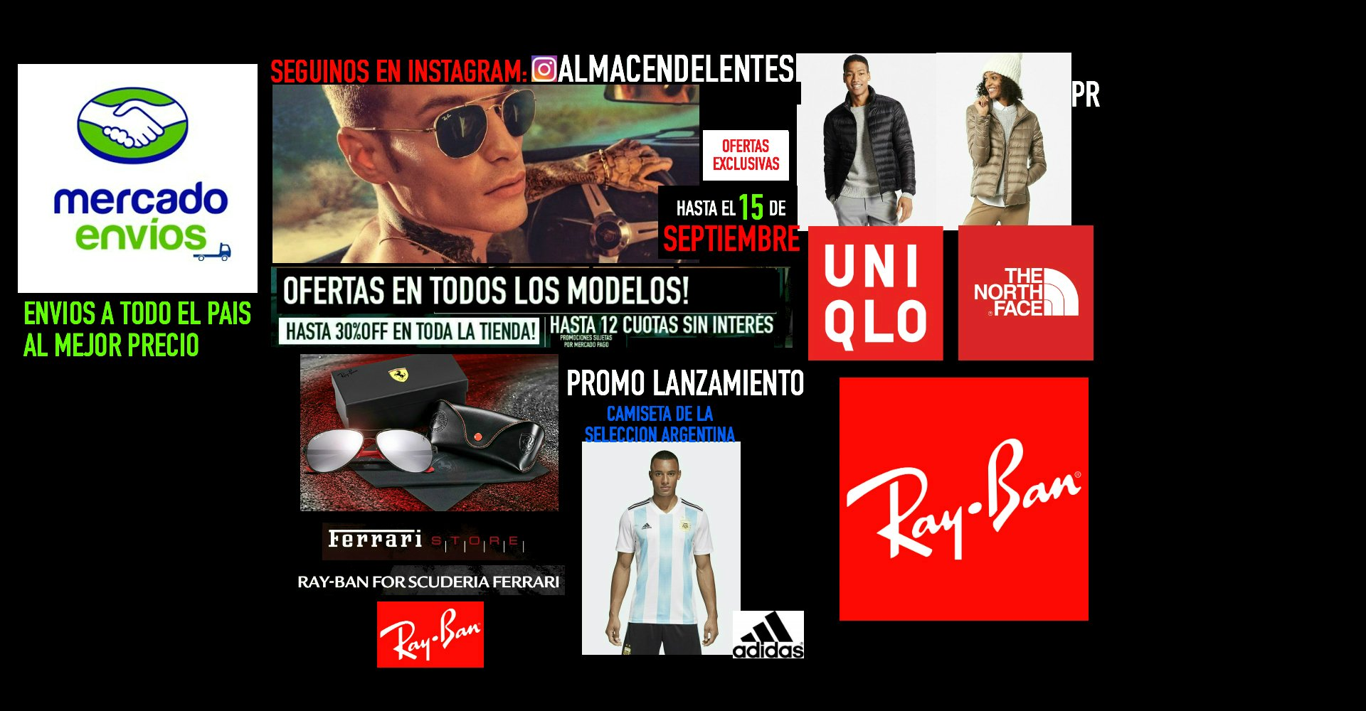 4601b6b00 Ray Ban Tiendas Argentina « One More Soul