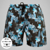 Shorts Masculino Ox Horns estampado - Beija Flor