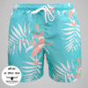 Shorts Masculino Ox Horns estampado - Floral