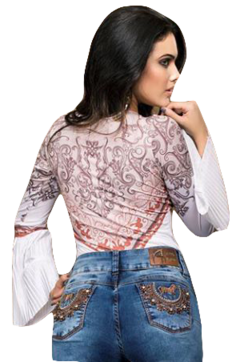 Body Buphallos Jeans 4760 - Texas Angels