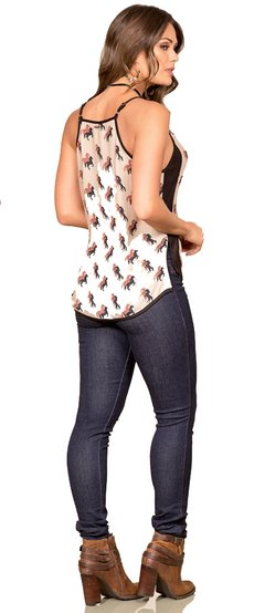 Blusa Buphallos 9927 - Texas Angels