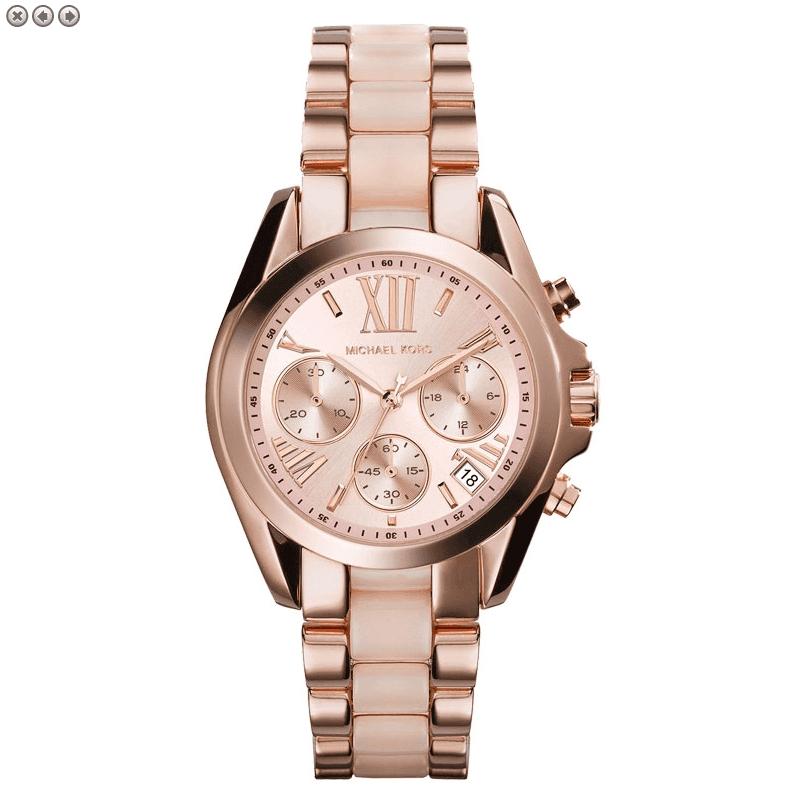 e161e0844a3b0 Relógio Michael Kors MK6066 Feminino Original