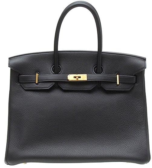 8b6710933 ... Bolsa Hermès Birkin 35 Black Gold Premium. Esgotado. 29%. OFF. 1