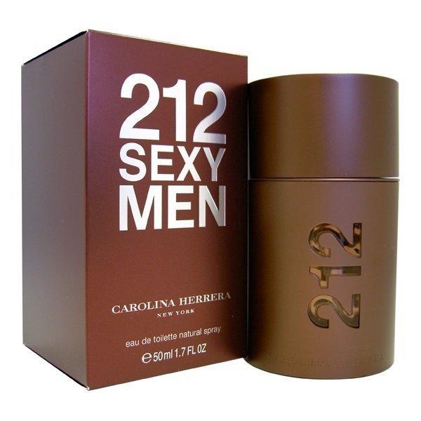 1324774374 212 Sexy Men Carolina Herrera Masculino - Decant