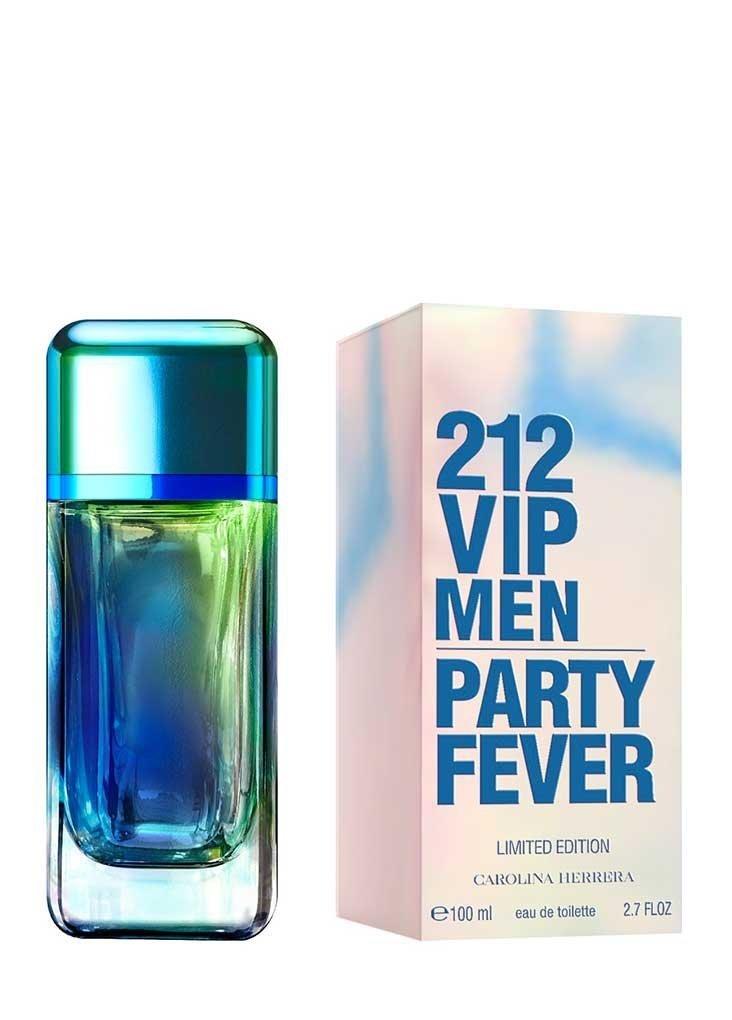 ad5e172a6b53f 212 VIP Men Party Fever de Carolina Herrera -Decant