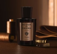 Acqua di Parma Leather Masculino - Decant na internet