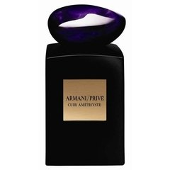 Armani Prive Cologne Spray Cuir Amethyste De Giorgio Armani Compartilhavel - Decant