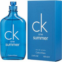 CK One Summer 2018 de Calvin Klein-Decant na internet