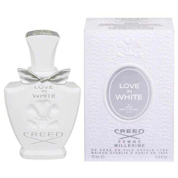 Love In White De Creed Feminino -  Decant - comprar online