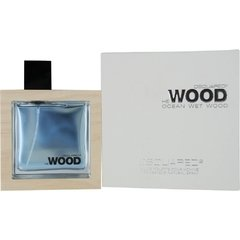 He Wood Ocean Wet Wood de DSQUARED - Decant na internet