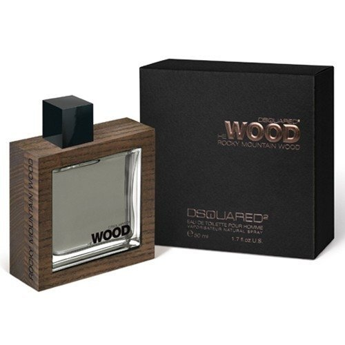 Dsquared He Wood Rocky Mountain For Men - Decant - comprar online