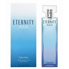 Eternity Aqua For Women Calvin Klein Feminino - Decant - comprar online