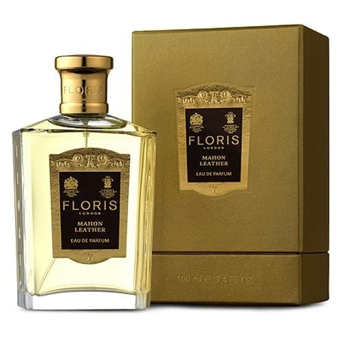 Floris Mahon Leather Masculino - Decant - comprar online