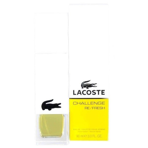 Challenge Refresh Lacoste Masculina - Decant - comprar online