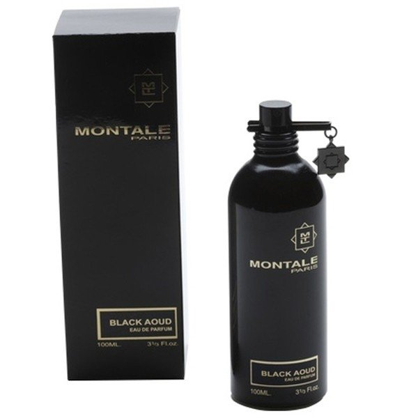 Black Aoud De Montale Compartilhável –- Decant
