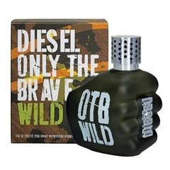 Only The Brave Wild Diesel Masculino - Decant - comprar online