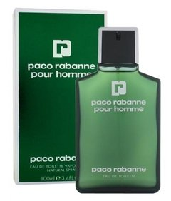Paco Rabanne Pour Homme Masculino - Decant na internet