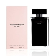 Narciso Rodriguez For Her EDT de Narciso Rodriguez Feminino - Decant na internet