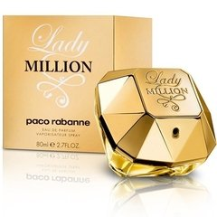 Lady Million De Paco Rabanne Edp Feminino - Decant - comprar online