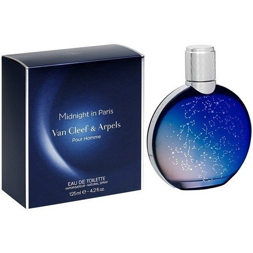 Midnight In Paris De Van Cleef & Arpels Edt Masculino - Decant - comprar online