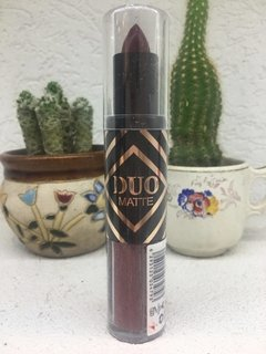 Labial duo matte 312 - ruby rose (HB8607M312)