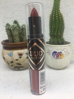 Labial duo matte 309- ruby rose (HB8607M309)
