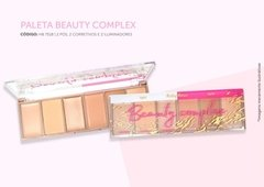 Paleta pocket Beauty Complex - Ruby Rose (HB7518)