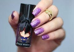 Esmalte EDK Marvel and DC Comics Black Widow - comprar online