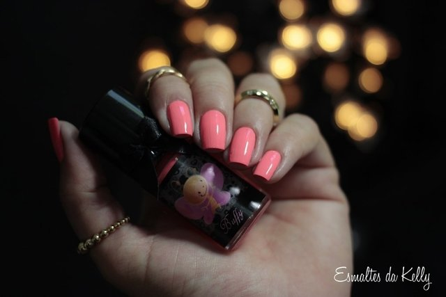 Esmalte EDK Love Animals Buffy