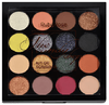 Paleta de 15 sombras The candy shop - Ruby Rose