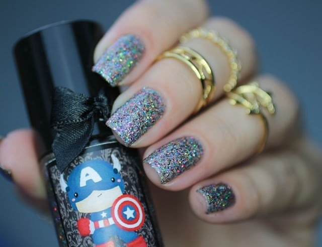 Esmalte EDK Marvel and DC Comics Captain America en internet