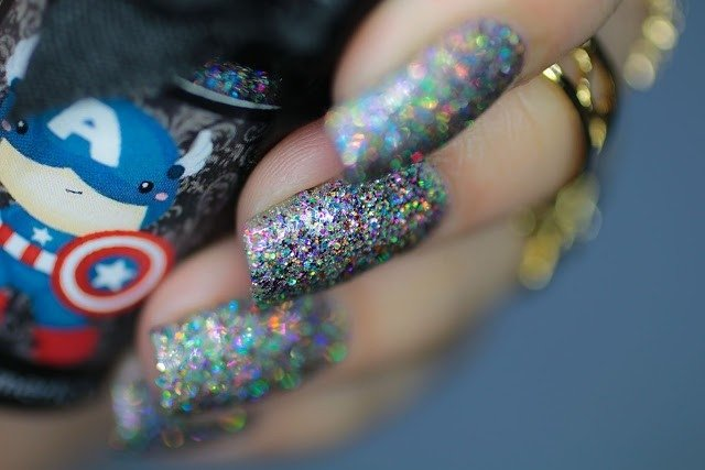 Esmalte EDK Marvel and DC Comics Captain America